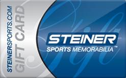 Buy Steiner Sports Memorabilia Gift Card