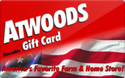 Buy Atwoods Ranch & Home Gift Card
