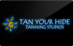 Buy Tan Your Hide Gift Card