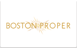 Sell Boston Proper Gift Card