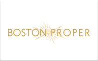 Buy Boston Proper Gift Card