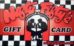 Buy Nifty Fifty's Gift Card