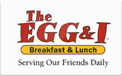 Sell The Egg & I Gift Card