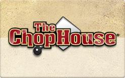 Sell The Chop House Gift Card