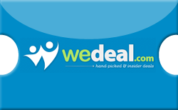 Sell WeDeal Gift Card