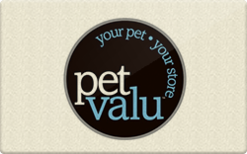Sell Pet Valu Gift Card