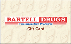 Sell Bartell Drugs Gift Card