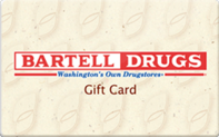 Buy Bartell Drugs Gift Card
