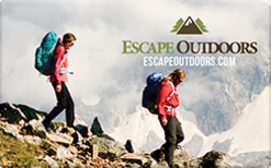Sell Escape Outdoors Gift Card