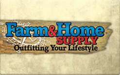 Buy Farm & Home Supply Gift Card