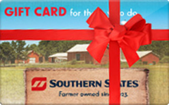 Sell Southern States Gift Card