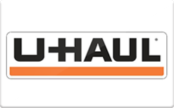 Buy U-Haul Gift Card