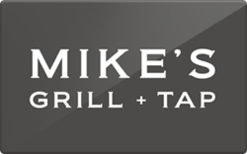 Sell MIKE'S grill + tap Gift Card