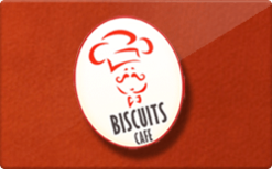 Sell Biscuits Cafe Gift Card
