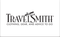 Buy TravelSmith Gift Card