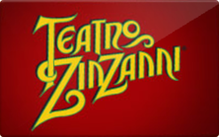 Sell Teatro ZinZanni Gift Card