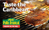 Buy Pollo Tropical Gift Card