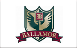 Sell Ballamor Golf Club Gift Card