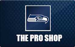 Sell Seattle Seahawks ProShop Gift Card