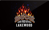 Buy The Rock Wood Fired Pizza Gift Card