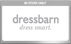 Sell Dressbarn (In Store Only) Gift Card