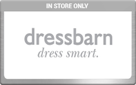 Buy Dressbarn (In Store Only) Gift Card