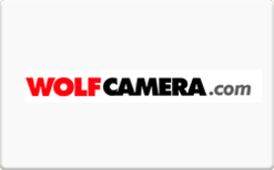 Sell WolfCamera.com Gift Card