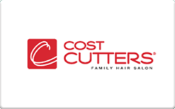 Sell Cost Cutters Gift Card