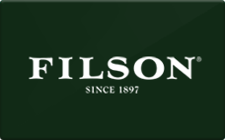 Sell Filson Gift Card