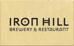 Sell Iron Hill Brewery & Restaurant Gift Card