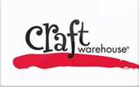 Buy Craft Warehouse Gift Card