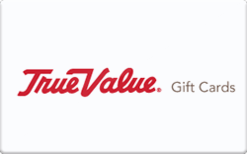 Sell True Value Gift Card