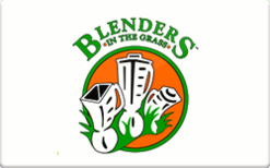 Sell Blenders Smoothies Gift Card