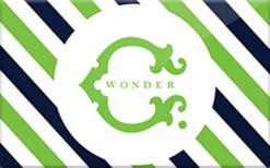 Buy C Wonder Gift Card