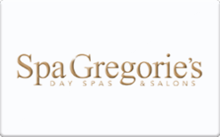 Sell Spa Gregorie's Gift Card