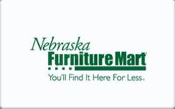Buy Nebraska Furniture Mart Gift Cards | Raise