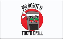 Buy Roboto Tokyo Grill Gift Card