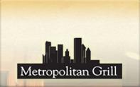 Buy Metropolitan Grill Gift Card