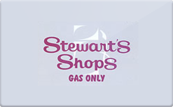 Sell Stewart's Shops (Gas Only) Gift Card