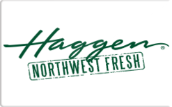 Sell Haggen Food Grocery Store Gift Card