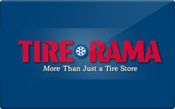Sell Tire Rama Gift Card