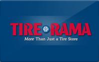 Buy Tire Rama Gift Card