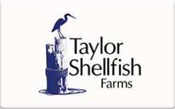 Sell Taylor Shellfish Farms Gift Card