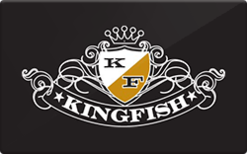 Sell Kingfish Restaurant Gift Card