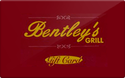 Sell Bentley's Grill Gift Card