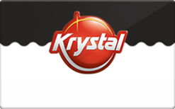 Buy Krystal Gift Card