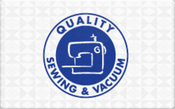 Sell Quality Sewing & Vacuum Gift Card