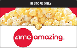 Sell AMC Theatres (In Theatre Only) Gift Card