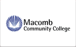 Buy Macomb Community College Bookstore Gift Card