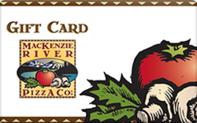Buy MacKenzie River Pizza Gift Card